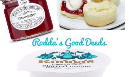 Rodda's Cream Tea Afternoon – 24th May 2019