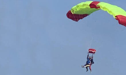 Skydive for Busumbala Success!
