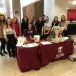 Newman University Birmingham Students Support BFiG