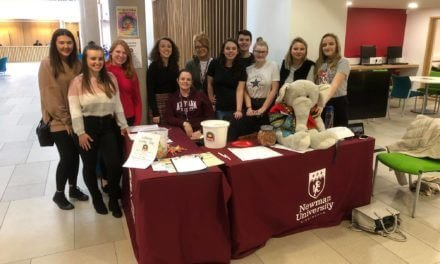 Newman University Birmingham Students Support BFiG