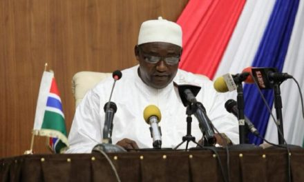 Only God Can Remove Me From Power – President Barrow