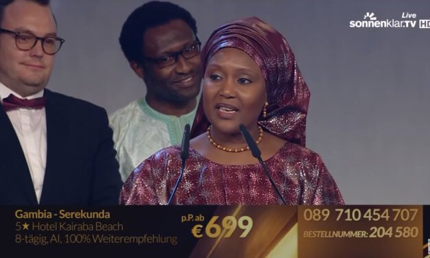 Gambia wins tourism destination of the year 2019