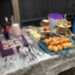Cream Tea Fund Raising Success