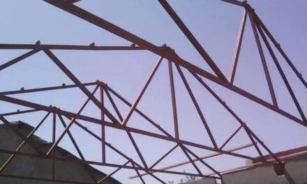 Classroom 2 Roof Assembles