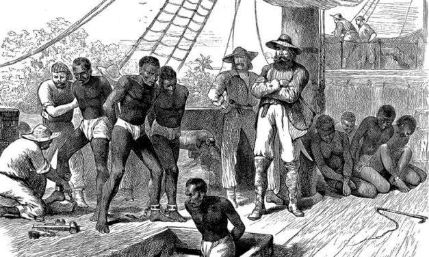 CNN Inside Africa: In the footsteps of the transatlantic slave trade