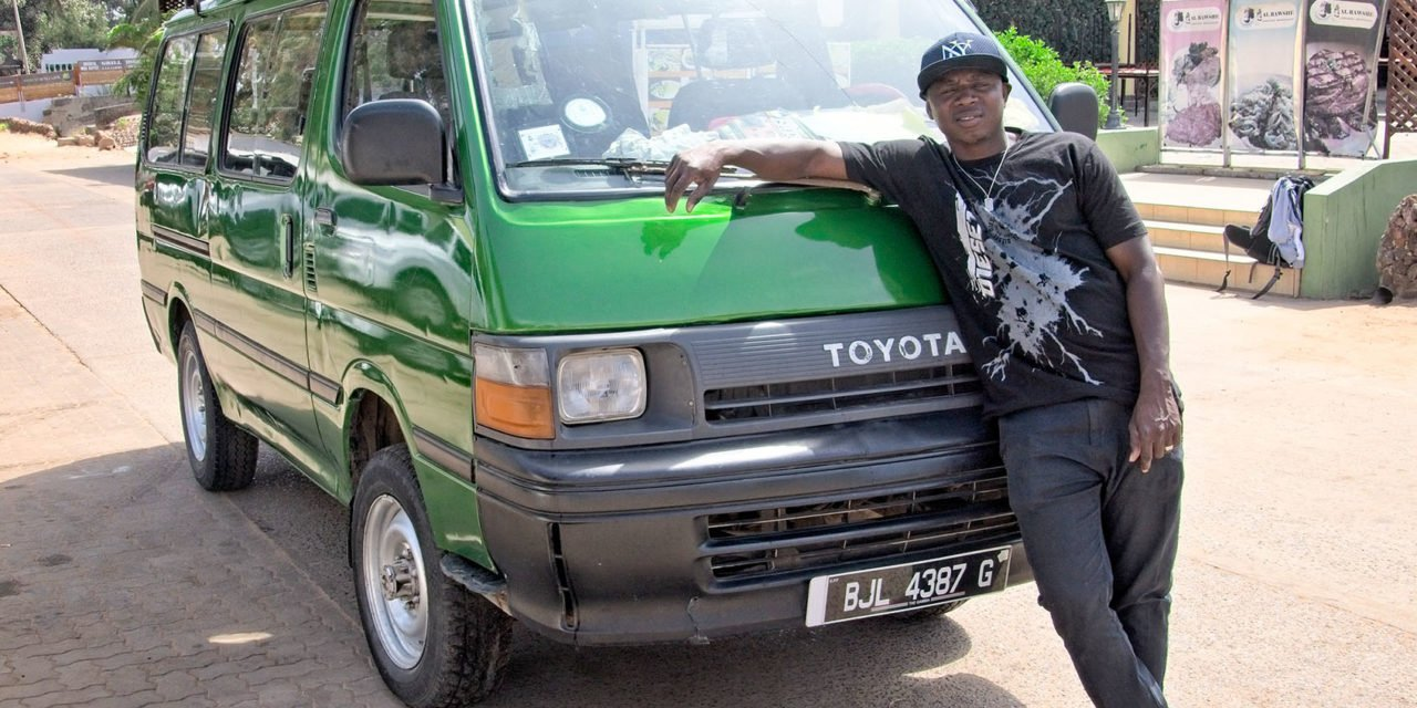 Lamin Barrow – The Gambia's Number One Taxi Driver