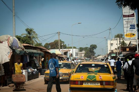 Organised Chaos – Driving on Gambian Roads